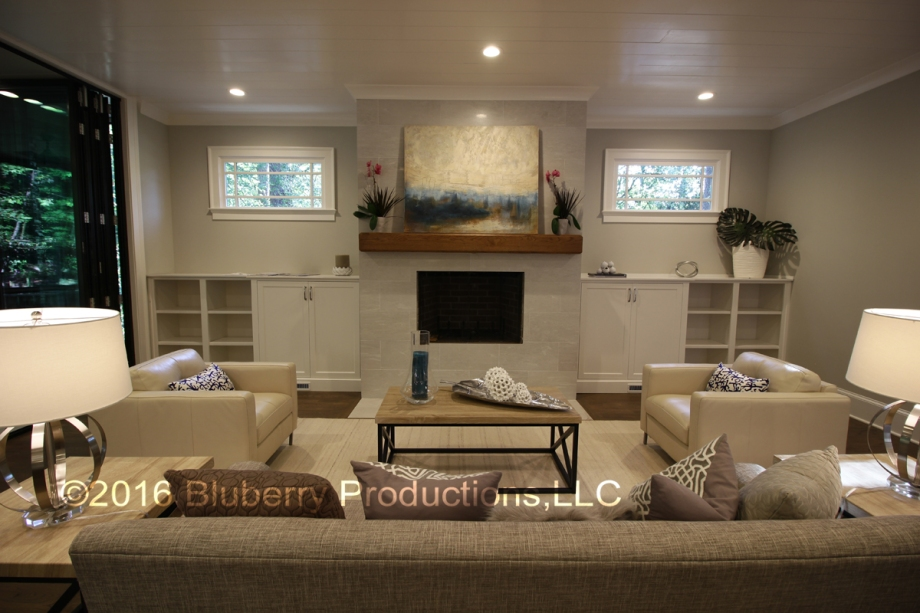 Craftsman Great Room