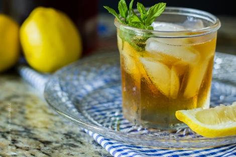 Mint Lemon Tea