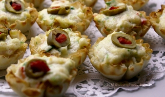 Cheese Canape'